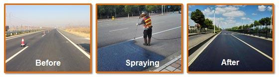 Asphalt Pavement Sealer