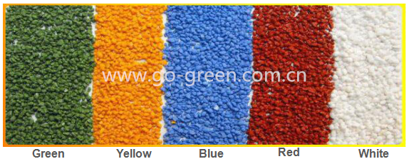 Color Antiskid Pavement