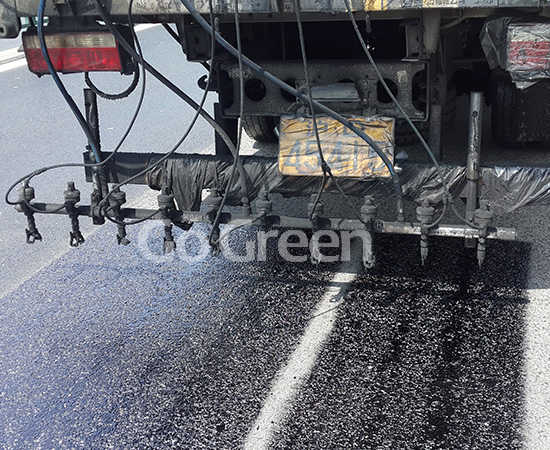 Asphalt Pavement Sealer Project in Guangxi
