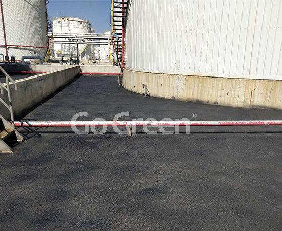 Asphalt Pavement Sealer Project Completed in Inner Mongolia