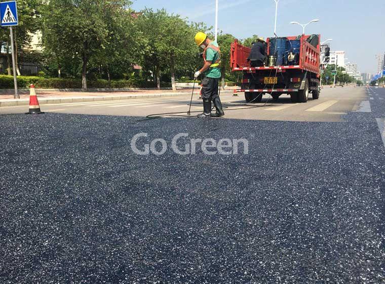 Go Green Asphalt Pavement Sealer
