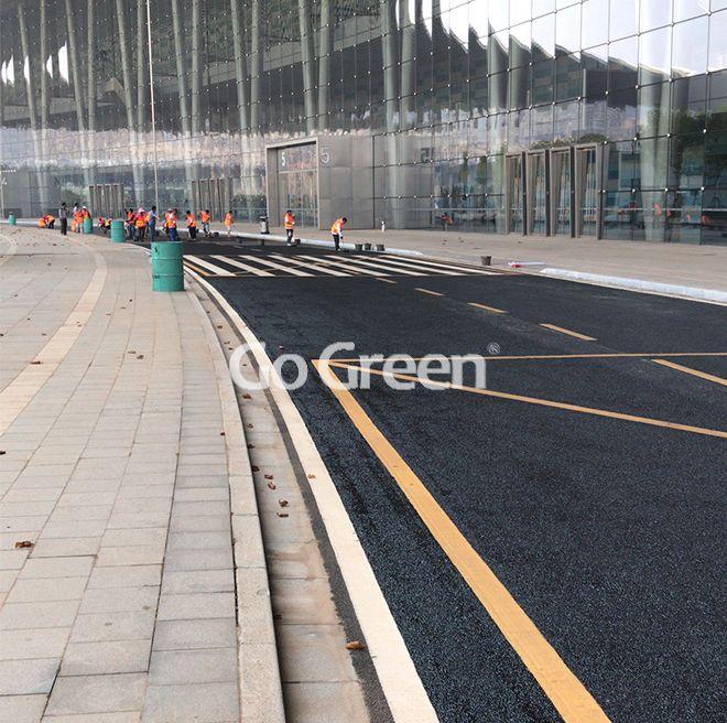 International Expo Center Asphalt Pavement Sealer Project