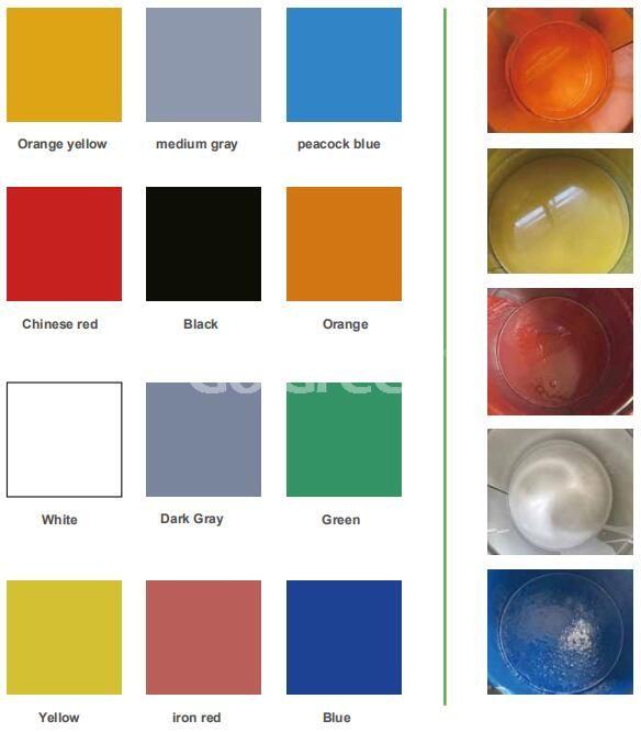 Color Non-Slip Pavement